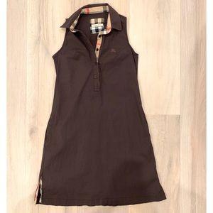 Burberry Brit Sleeveless Dress Sm